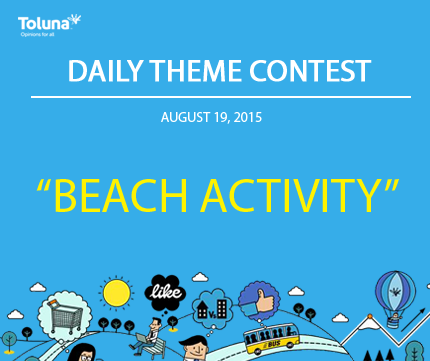 AUG 19 beach activity